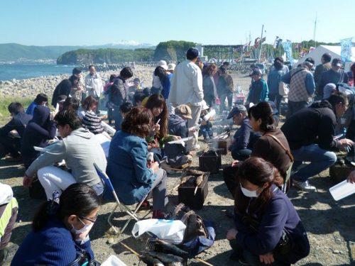 2017年 6月 3日~ 第9回おたる祝津にしん群来祭り~たなげ!!鰊村
