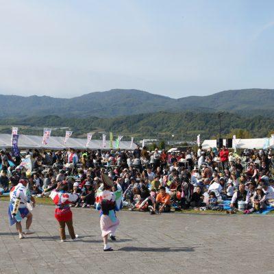 2018年 7月 8日 仁木町さくらんぼフェスティバル