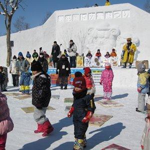 2018年 2月16日~  第28回 IWAMIZAWAドカ雪まつり