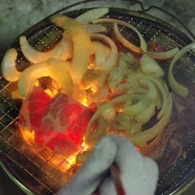 2020年 2月 7日 北見厳寒の焼き肉まつり