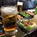 ◆さっぽろ大通ビアガーデン◆冷たいビールを飲んで、暑い夏を乗りきらなくちゃです。