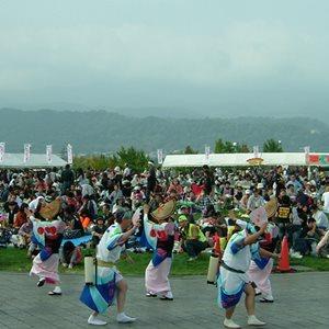 仁木町うまいもんじゃ祭り