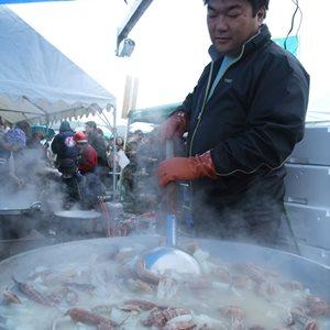 2015年11月21日 小樽しゃこ祭