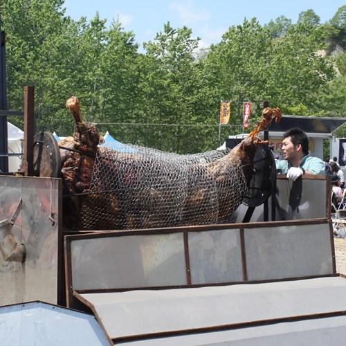 2019年 6月 1日~6月2日 第30回白老牛肉まつり