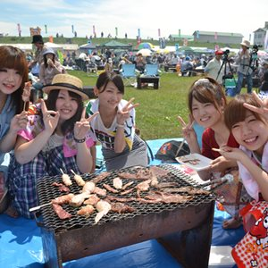 2018年 7月15日 美幌町 第39回美幌観光和牛まつり
