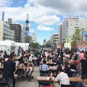 創成川公園サンキューフェスティバル