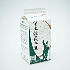 健土健民牛乳