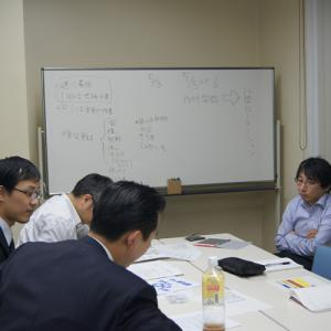【農園プロジェクト2013】始まりは会議室2013.04.12