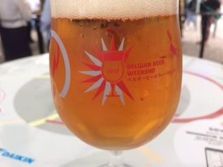 ◆BBW札幌 2017◆大通公園で行われたベルギービールイベント