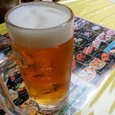 夏を振り返って。札幌大通ビアガーデン♪