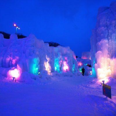 2020年 1月25日~2020年 2月17日 2020 千歳・支笏湖氷濤まつり