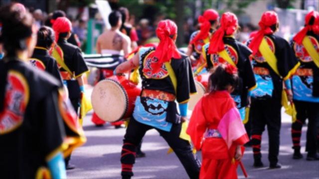 2019年6月 5日~2019年6月9日 第28回YOSAKOIソーラン祭り