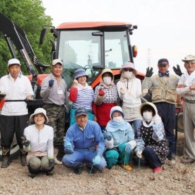 ◆令和2年度いきいきファーム研修生募集中◆農業体験講座を受講してみませんか